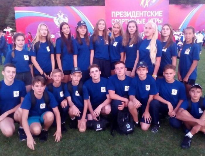 Шашистки изНеверкина стали лучшими наПрезидентских спортивных играх