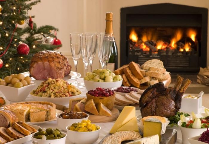 Диетологи назвали пять самых опасных новогодних продуктов