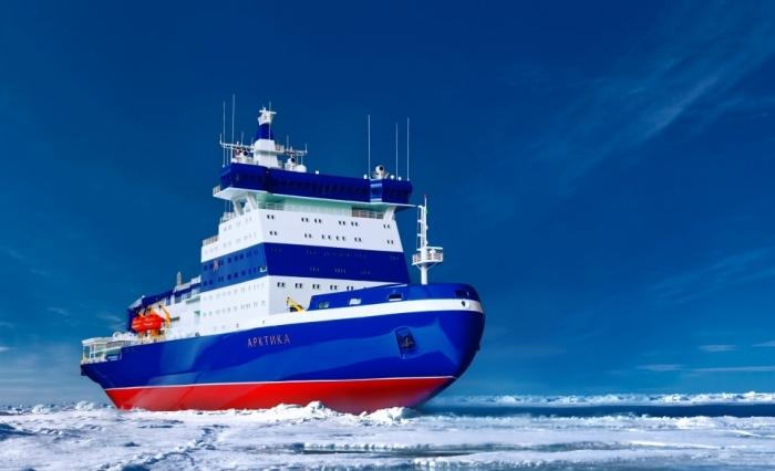 Ещё два ледокола проекта 22220 хотят построить на «Балтийском заводе»