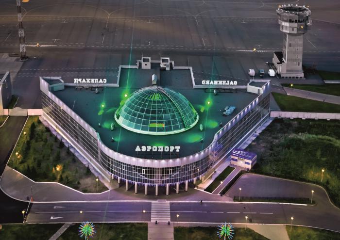 Салехардский аэропорт первым получит обзорные радиолокаторы малой дальности
