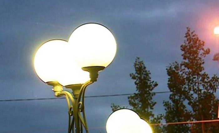 Когда в ямальской столице включат уличные фонари?