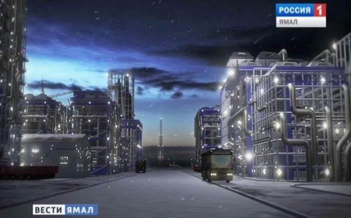 Ямал стал лидером среди субъектовРФ пообъемам вложений денег восновной капитал