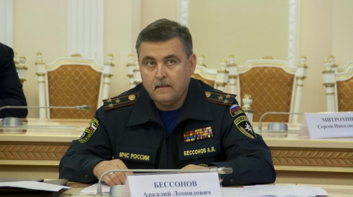 Губернатор назначил Аркадия Бессонова своим заместителем
