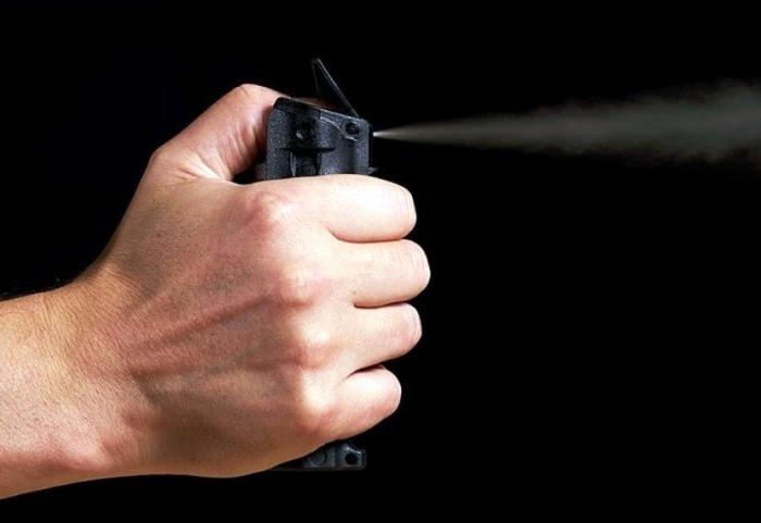Закладчик наркотиков в Ноябрьске отбивался от полицейских газовым баллончиком