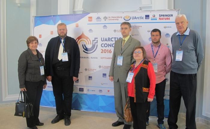 Ямальские ученые представили результаты исследований наМеждународном съезде