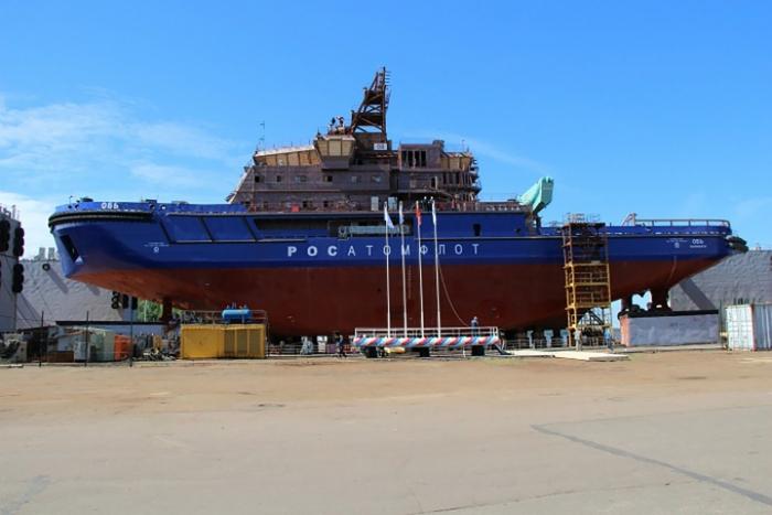 Ледокол «Обь» обзавёлся новым энергооборудованием