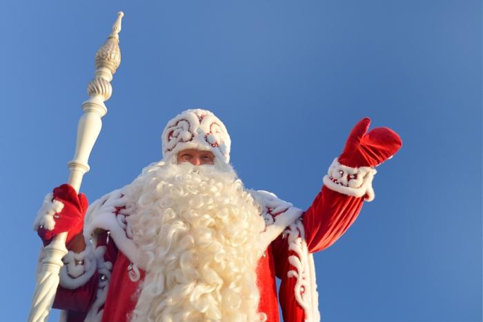 На Новый Уренгой ожидается нашествие Дедов Морозов