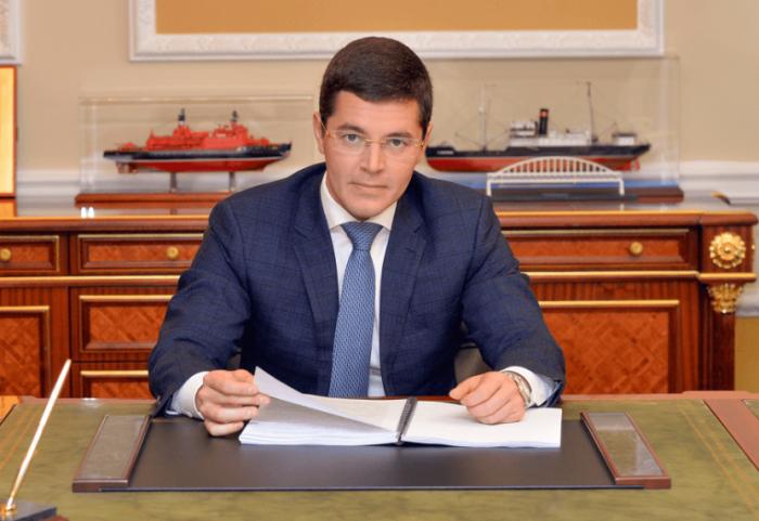 Дмитрий Артюхов поздравляет специалистов органов местного самоуправления с профессиональным праздником