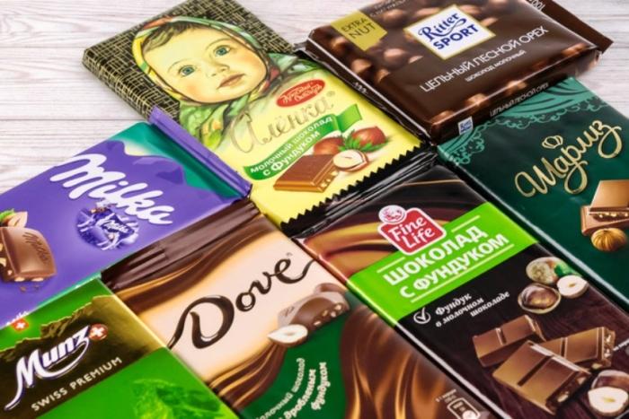 Назван самый вкусный шоколад с орехами на российском рынке