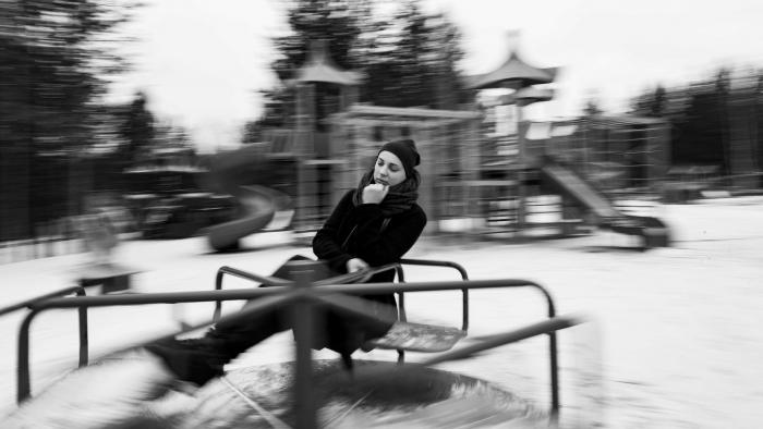 Фотомодель Карина Афанасова ушла из жизни