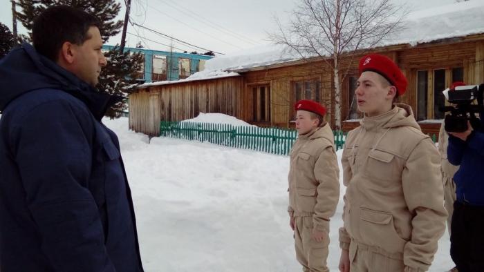 Губернатор ЯНАО отправился с рабочим визитом в Шурышкарский район