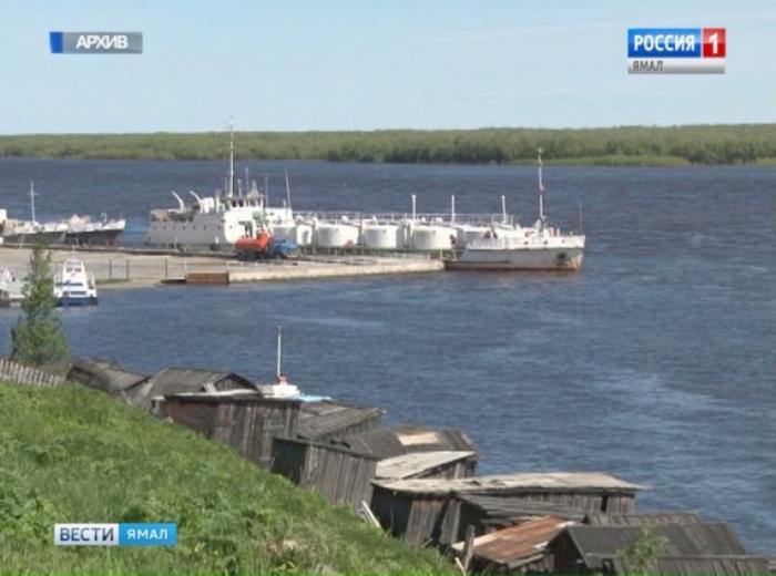 Более 50 000 тонн нефтепродуктов доставлено в отдалённые поселения Ямала
