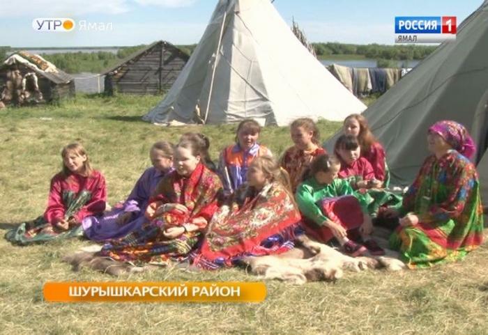 В деревне Ханты-Мужи завершилась этнографическая экспедиция «Кедровый остров»