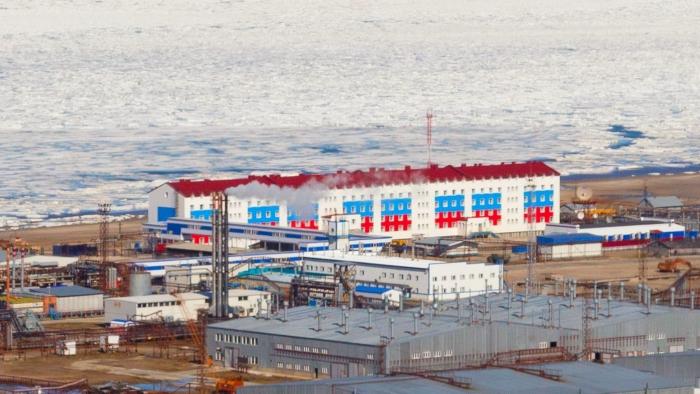 Владимир Путин дал старт запуску Харасавэйского месторождения