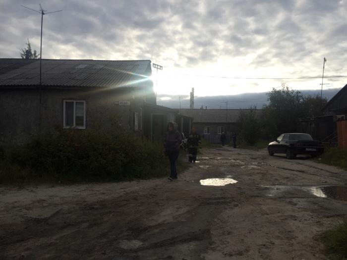 Пожар в Ноябрьске унес жизнь одного человека
