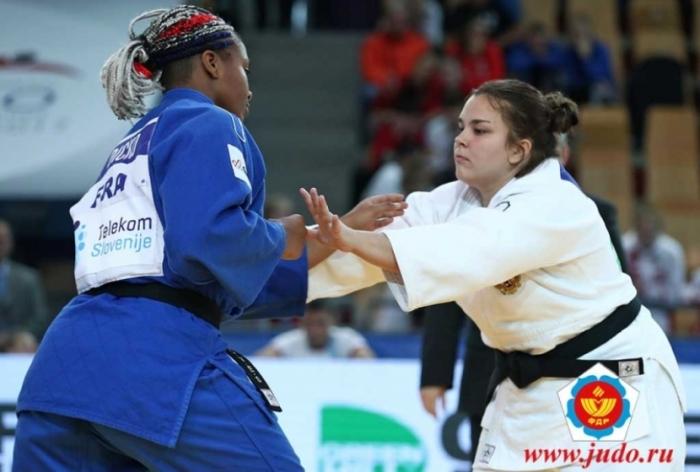 Победителем в первенстве России по дзюдо стала ямальская спортсменка