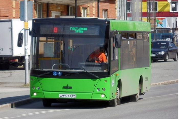 В работе общественного транспорта Салехарда грядут изменения