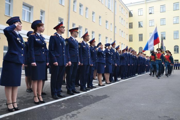 Ямальских выпускников приглашают поучаствовать в отборе для поступления в академии СК России