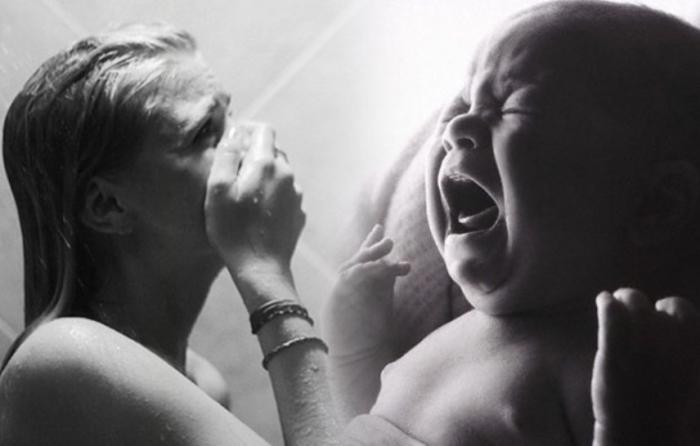 Материнская депрессия негативно сказывается на здоровье ребенка