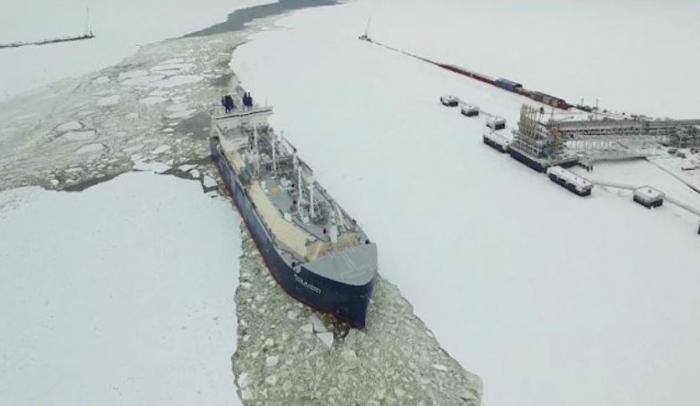 Только российские суда смогут перевозить нефть и газ в Арктике