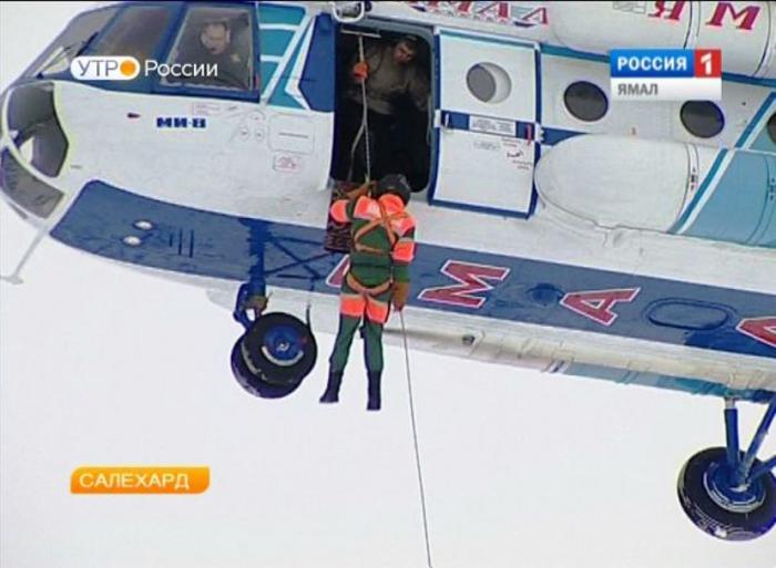 Ямальские cотрудники экстренных служб заняли 2-ое место вконкурсе прфмастерства вУрФО