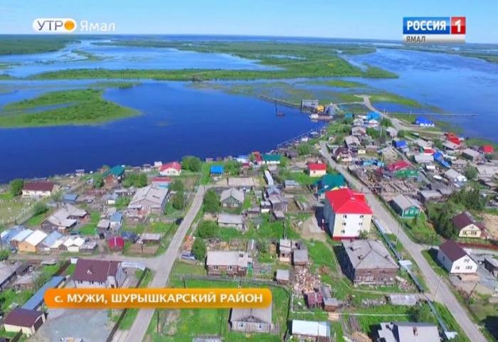 Реновация жилья по-деревенски: большое строительство в Мужах