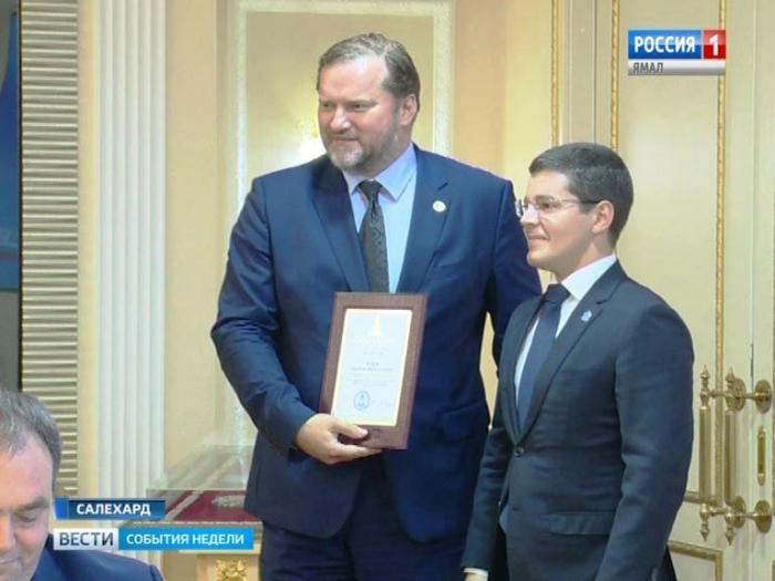Ямальские строители отмечают свой профессиональный праздник