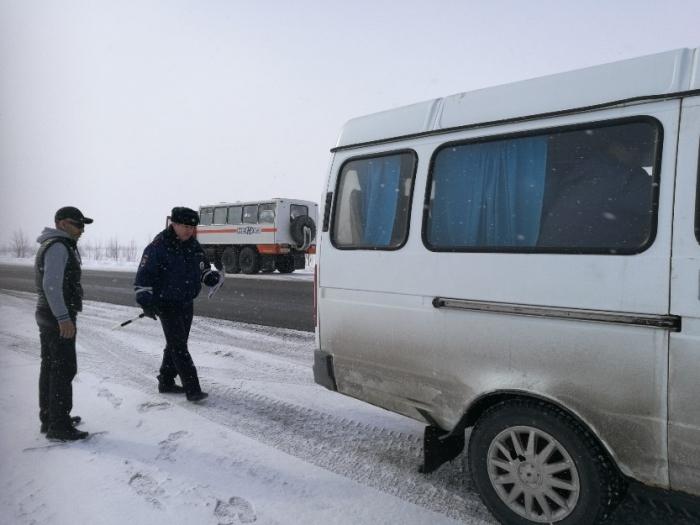 Госавтоинспекция усиливает контроль за участниками дорожного движения