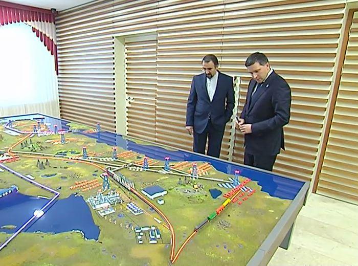 Посол Ирана Мехди Санаи познакомится сдостопримечательностями Салехарда