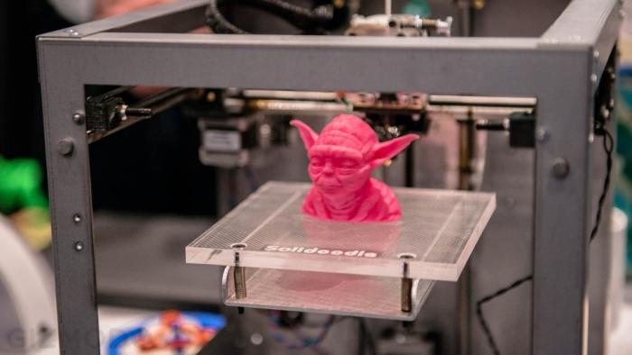 В России будут производить 3D-принтеры