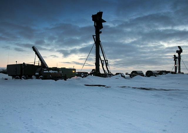 В Арктике уже в ближайшее время появится новая база ПВО