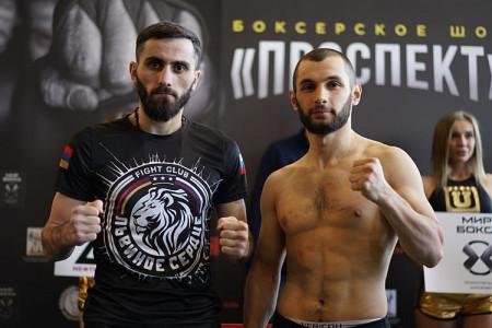 Ямальский боксер Эльнур Самедов завоевал пояс WBA Continental