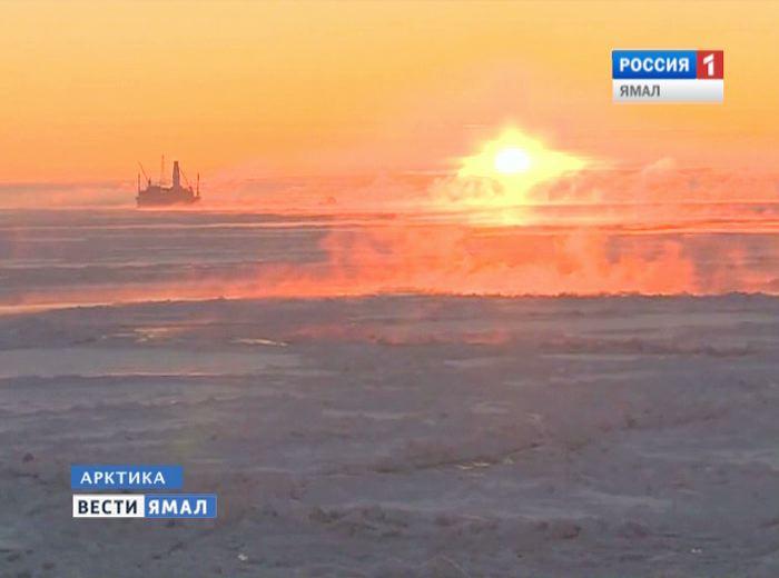 НаВыборгскомСЗ заложен портовый ледокол проекта Arc124