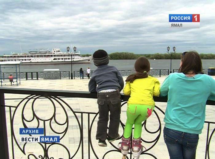На Ямале выросли цены на проезд в речном транспорте