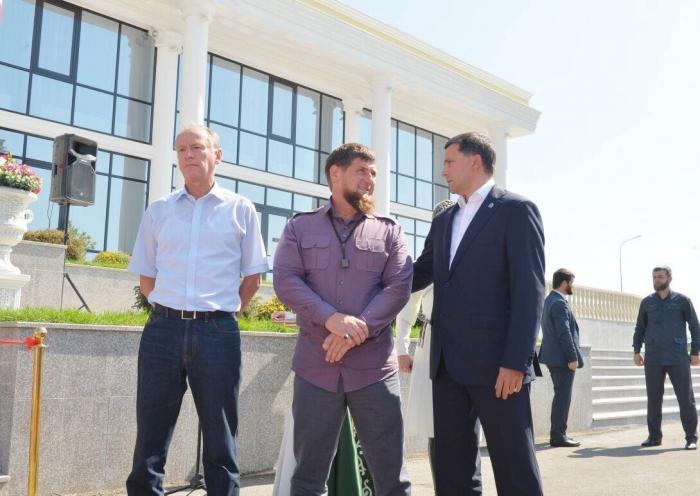 Кобылкин и Кадыров подписали Соглашение о сотрудничестве Ямала и Чечни