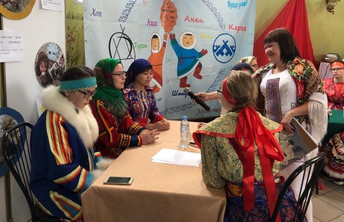 В Горнокнязевске отметили Международный день родного языка