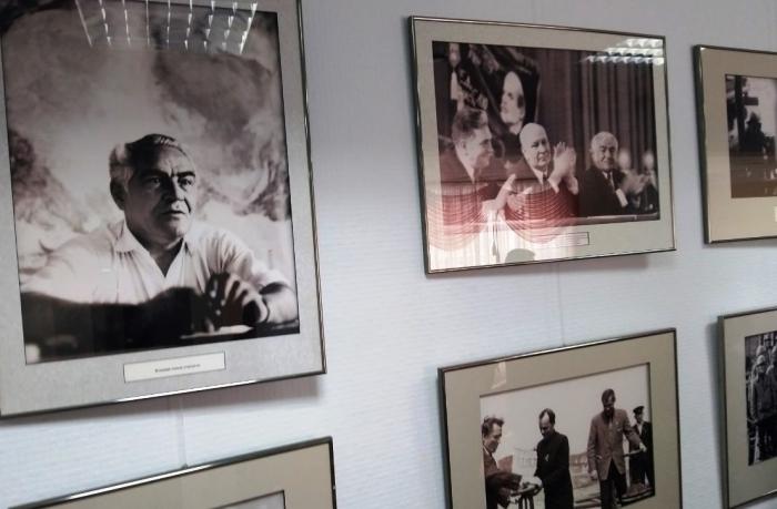 В Тюмени прошли торжества в честь юбилея легендарного геолога Юрия Эрвье