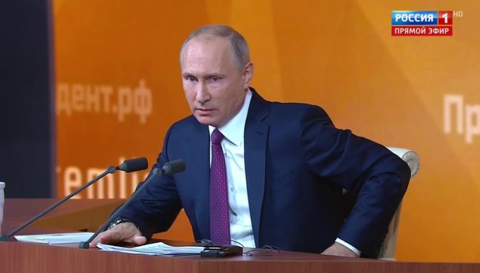 Путин: остроты в национальном вопросе в России нет