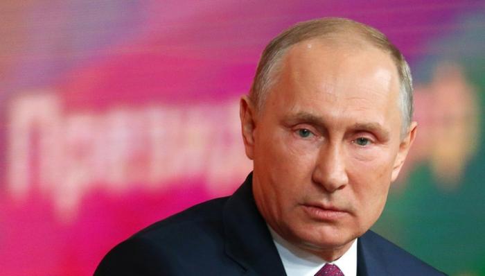 Большая пресс-конференция: Путин о промышленном освоении Арктики
