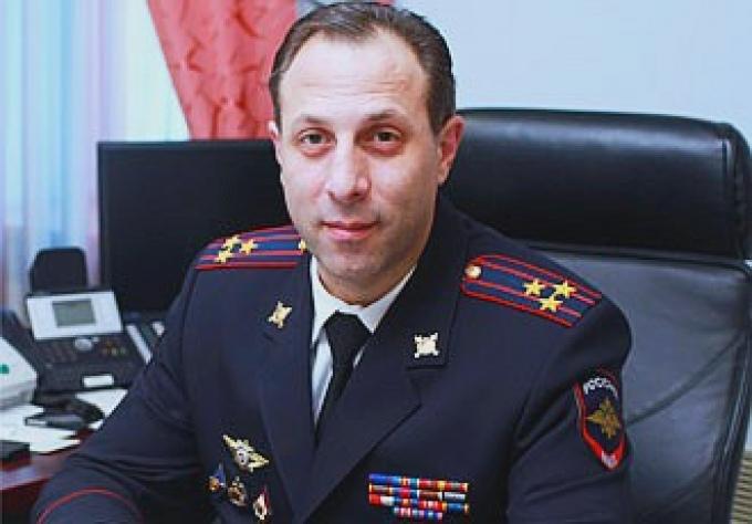 21 сентября в Салехарде пройдет личный приём врио начальника УМВД России по ЯНАО Валерия Яниева