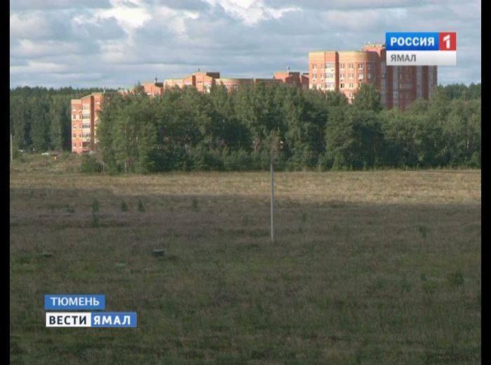 ВТюменской области для многодетных семей Ямала сформировали 155 земельных участков