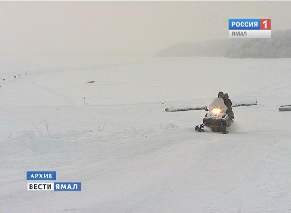 Зимник «Аксарка - Салемал - Панаевск - Яр-Сале» закрывается до следующего сезона