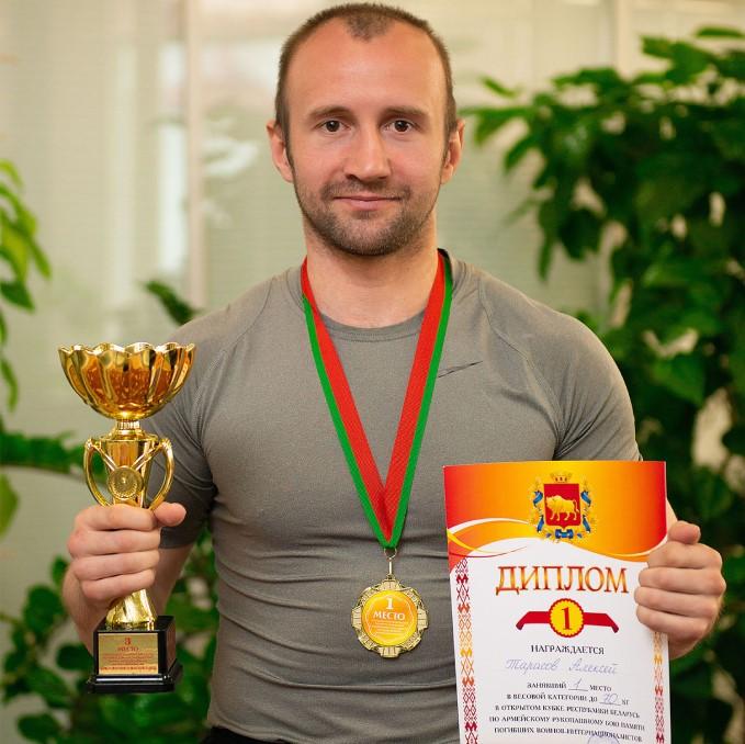 Ямальский энергетик завоевал «золото» международного турнира по боевым искусствам1